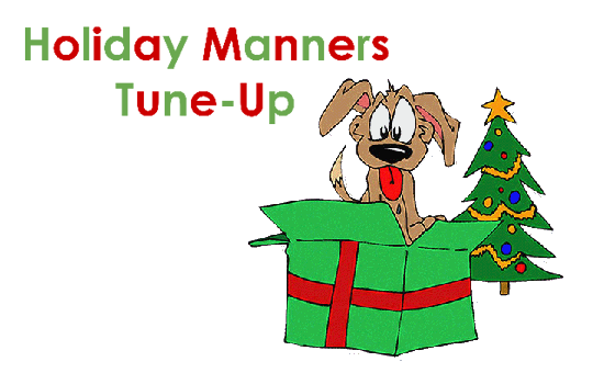 Holiday Manners Tune-Up Class for Dogs
