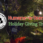 Humane-a-Teens Spread Message of Giving