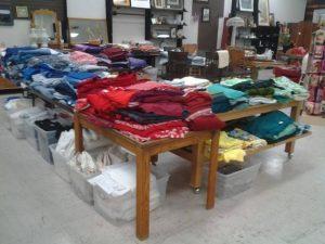 thriftstore fabric