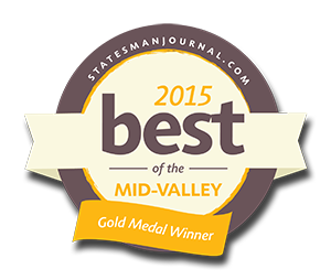 Best of the Mid-Valley Logo 2015 Gold drop shadow small