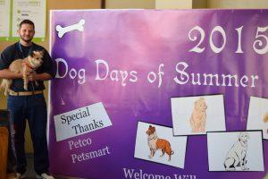 Dog Days banner