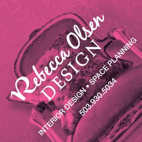 Rebecca Olson design