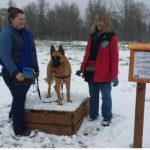Take a Walk on the Thinking Trail: Dog Enrichment at WHS