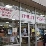 Stop by the Willamette Humane Society Thrift Store
